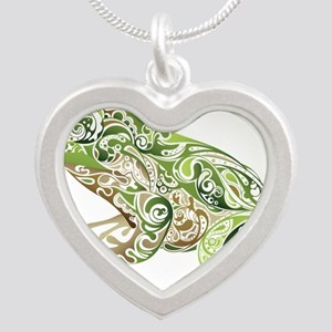 Filligree Frog Necklaces
