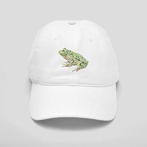 Filligree Frog Baseball Cap