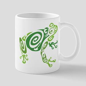 Frog Tattoo Mugs