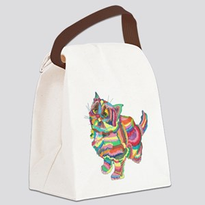 KITTY Canvas Lunch Bag