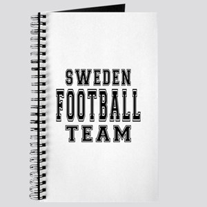 Sweden Football Team Journal