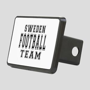 Sweden Football Team Rectangular Hitch Cover