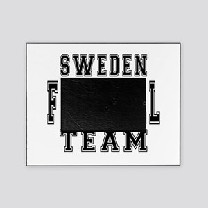 Sweden Football Team Picture Frame