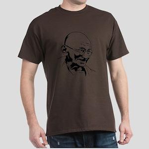 Strk3 Gandhi Dark T-Shirt
