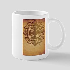 India Vintage Mugs