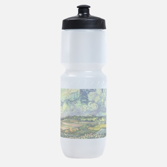 Van Gogh Auviers Sports Bottle