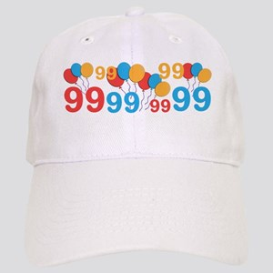 99 years old - 99th Birthday Baseball Cap