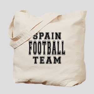 Spain Football Team Tote Bag
