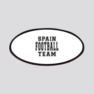 Spain Football Team Patches