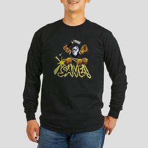 SAVE! (dark color t-shirt Long Sleeve Dark T-Shirt