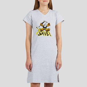 SAVE! (dark color t-shirts) Women's Nightshirt
