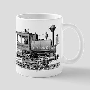 Vintage Steam Locomotive Mug