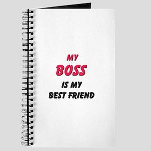 My BOSS Is My Best Friend Journal