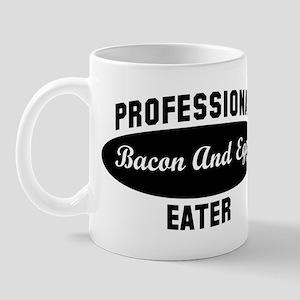 Pro Bacon And Eggs eater Mug