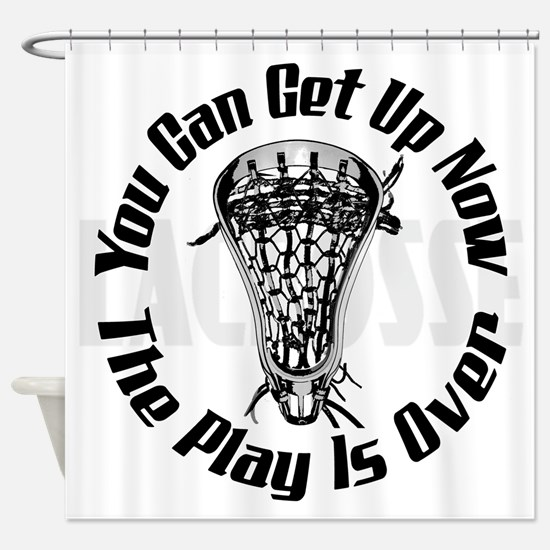Funny Attack Shower Curtain