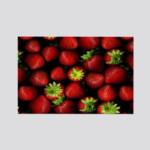 Strawberry Delight Magnets