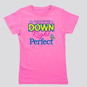 Daughter_Down_Rt_Perfect Girl's Tee
