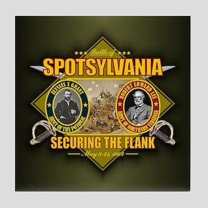 Spotsylvania (battle)1 Tile Coaster