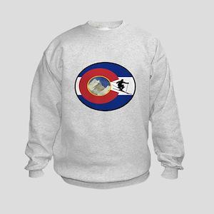 COLORADO SKI TIME Sweatshirt