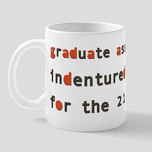 Graduate Assistantships Mug