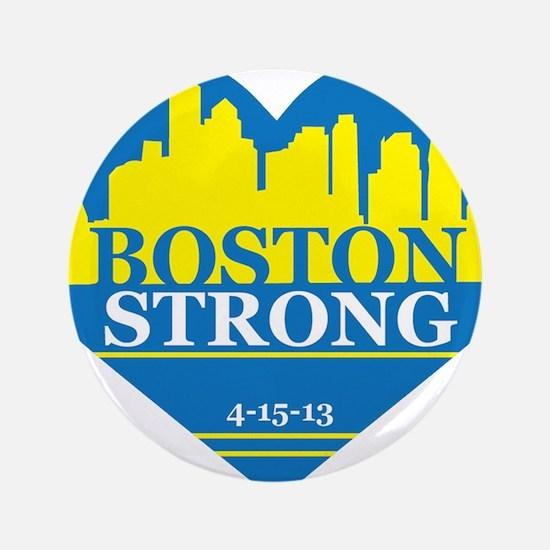 "Boston 3.5"" Button (100 pack)"