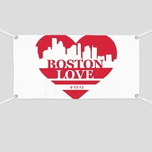 Boston Love Banner