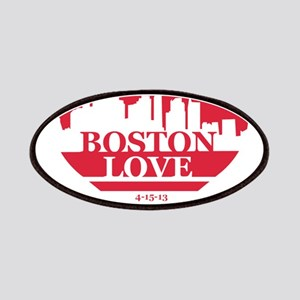 Boston Love Patches