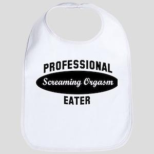 Pro Screaming Orgasm eater Bib