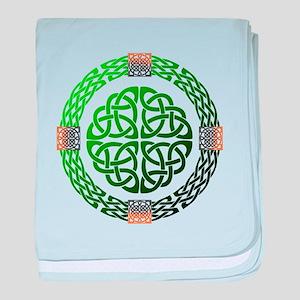 Celtic Knots baby blanket