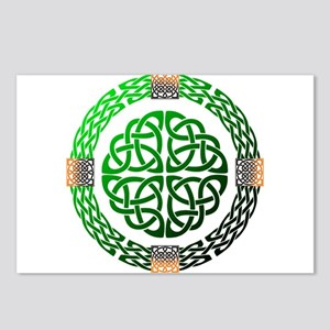 Celtic Knots Postcards (Package of 8)