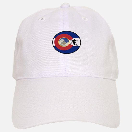 COLORADO SKI TIME Baseball Baseball Baseball Cap