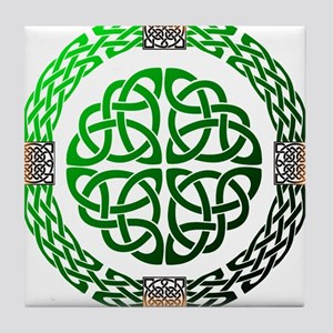 Celtic Knots Tile Coaster