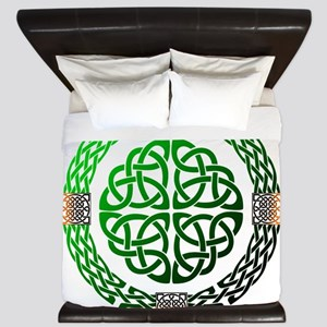 Celtic Knots King Duvet