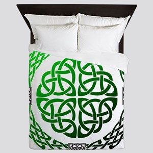 Celtic Knots Queen Duvet