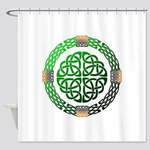 Celtic Knots Shower Curtain