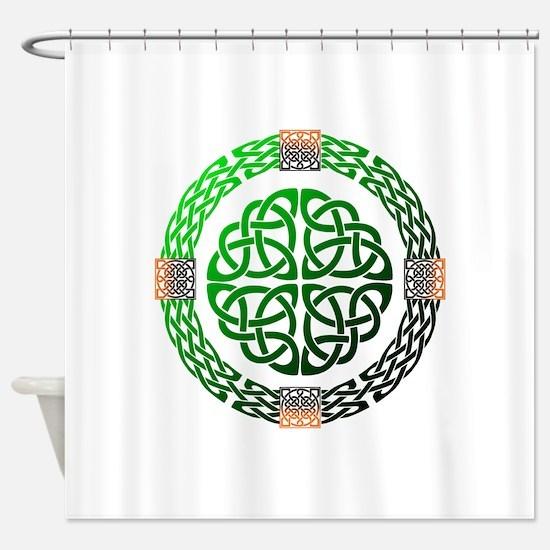 Celtic Knots Shower Curtain