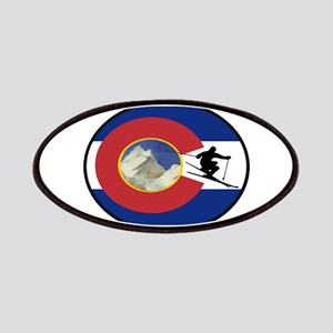 COLORADO SKI TIME Patch