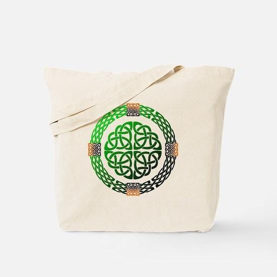Celtic Knots Tote Bag
