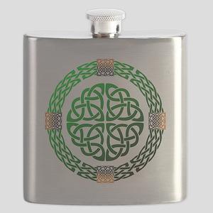 Celtic Knots Flask