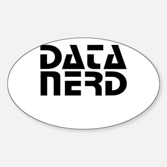 DATA NERD 2 Decal