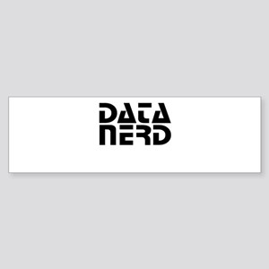 DATA NERD 2 Bumper Sticker