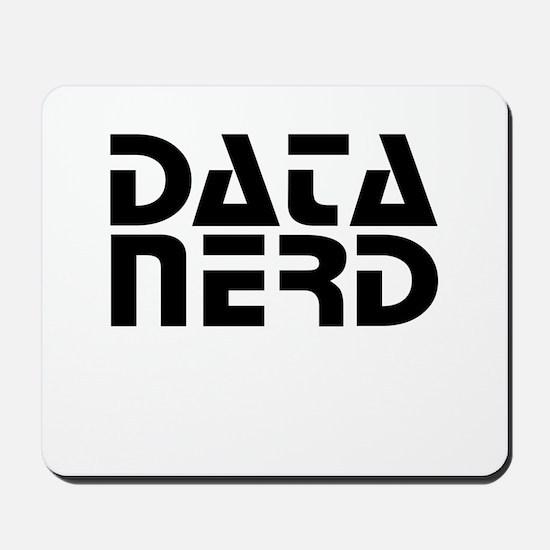 DATA NERD 2 Mousepad