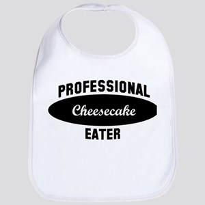 Pro Cheesecake eater Bib