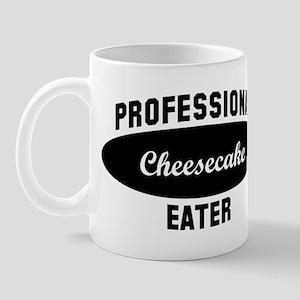Pro Cheesecake eater Mug