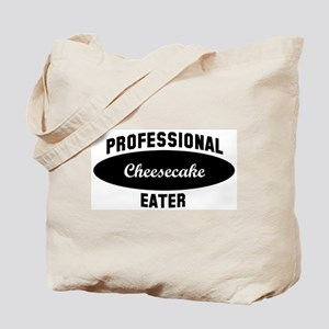 Pro Cheesecake eater Tote Bag