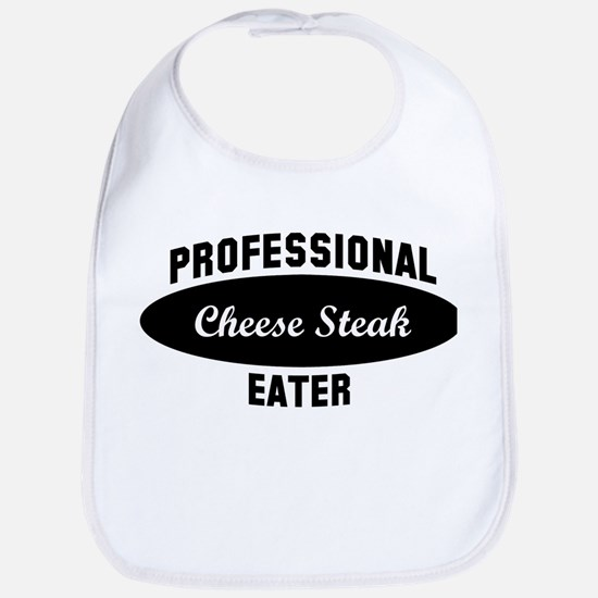 Pro Cheese Steak eater Bib