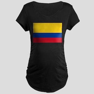 Colombia Maternity Dark T-Shirt