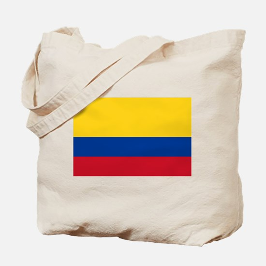 Colombia Tote Bag