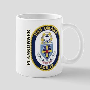 Plankowner LCS-12 Mug