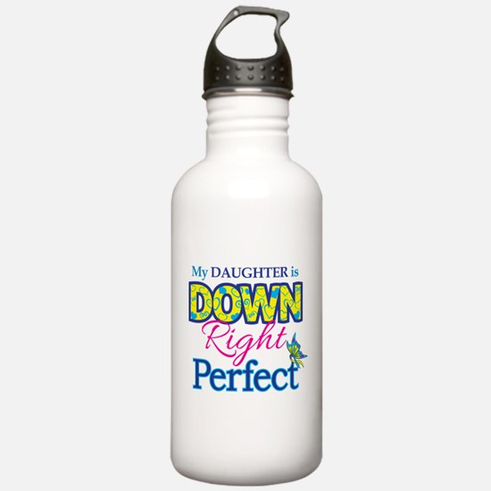 Daughter_Down_Rt_Perfe Water Bottle